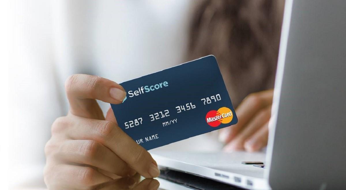 selfscore credit card international students
