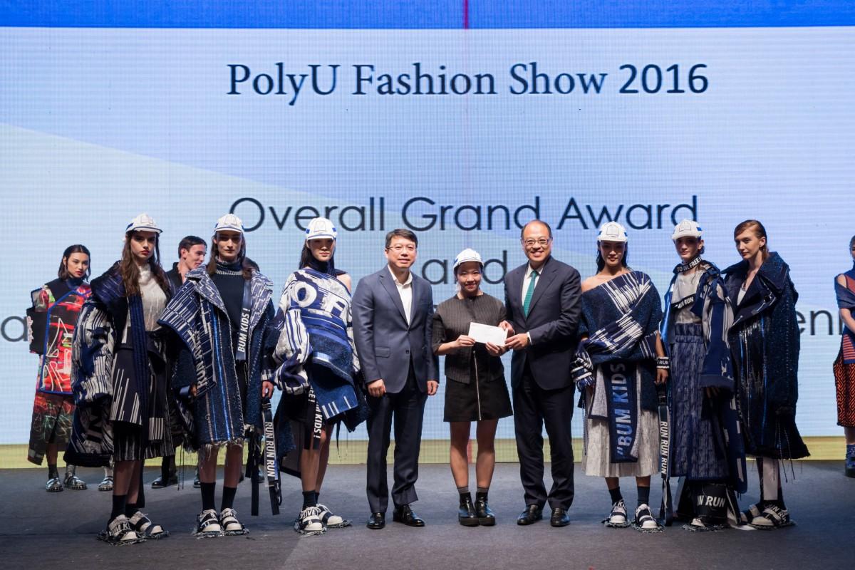 PolyU Fashion Show