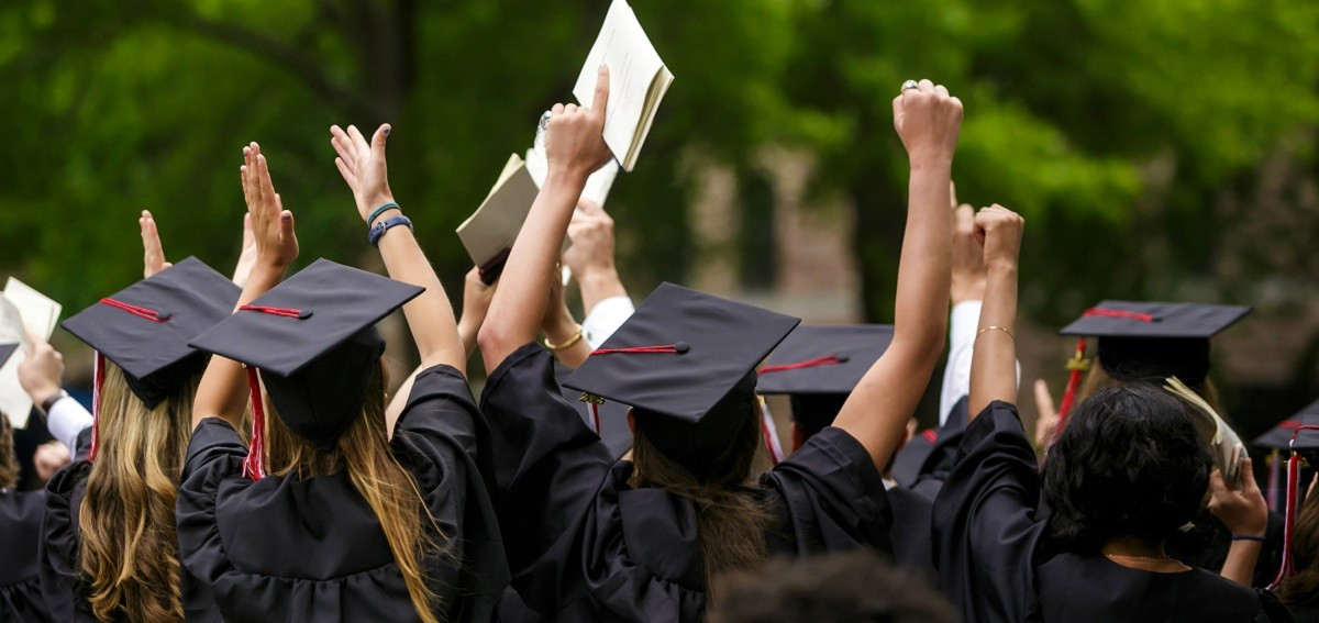 You've graduatated. Now what? Source: Shutterstock