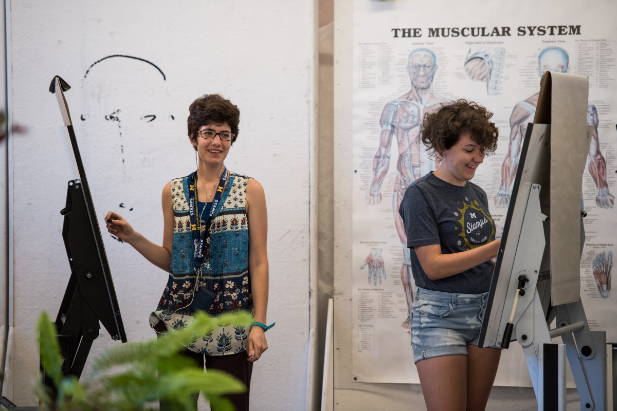 Applying to Art & Design School? Create a portfolio built to impress