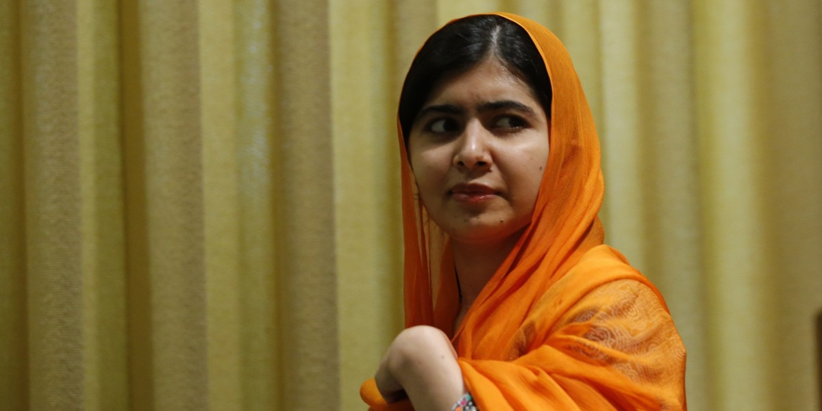 Malala, Nobel Prize