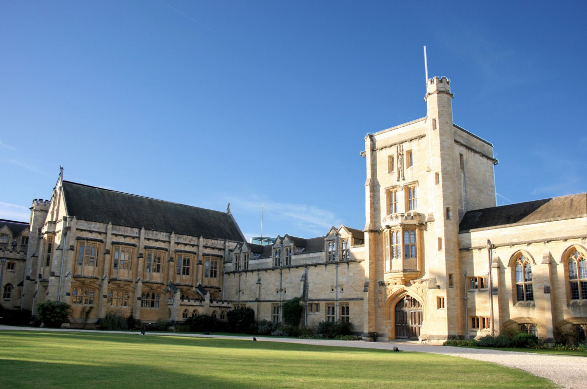 Mansfield College is doing a great job of increasing diversity levels at Oxford. Source: Wikimedia Commons.