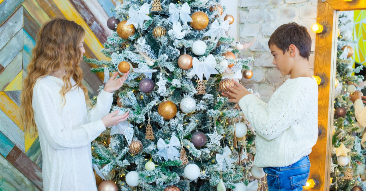 Christmas: The children won't get to uphold the primary school's long-held tradition this year. Source: Shutterstock.