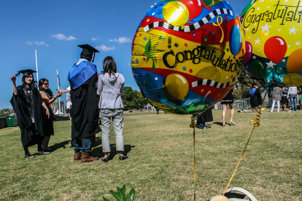graduation, Australia