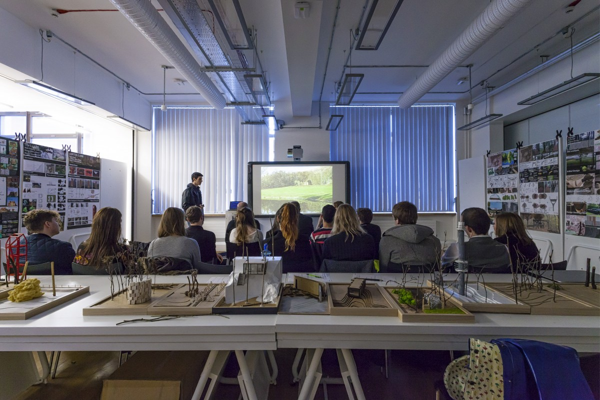4 UK leaders in Architectural Design and Conservation studies