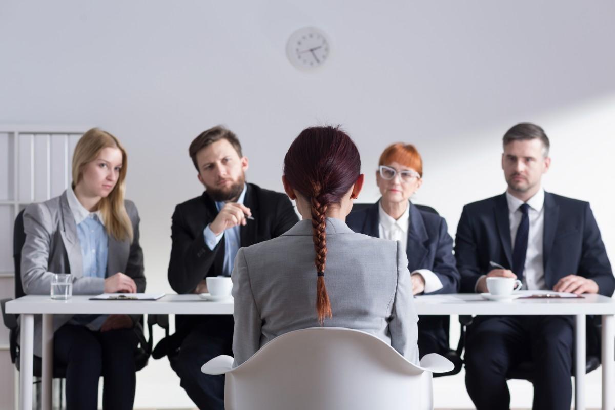 job interview employers don't mind