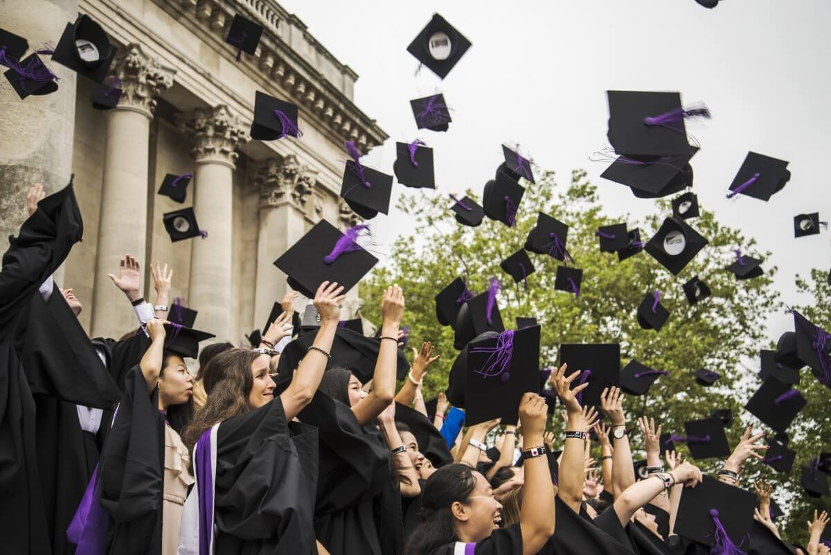 graduation calling