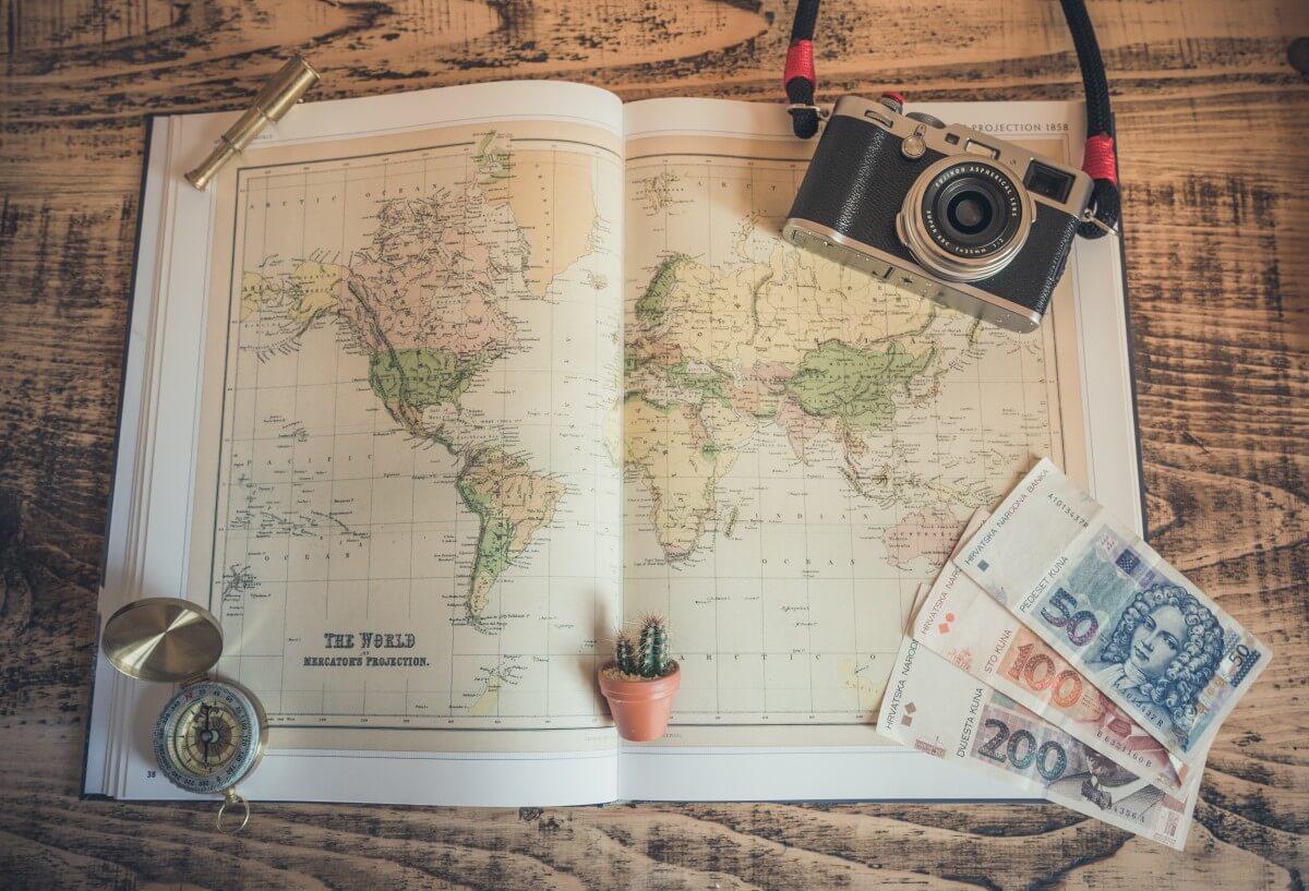 map money financial finances