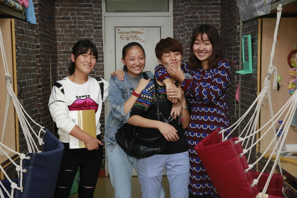 Chinese students