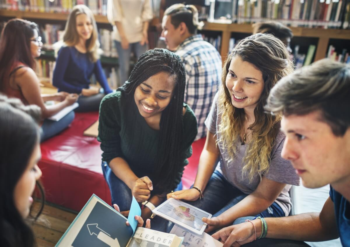 International students add huge value to the US. Source: Shutterstock.