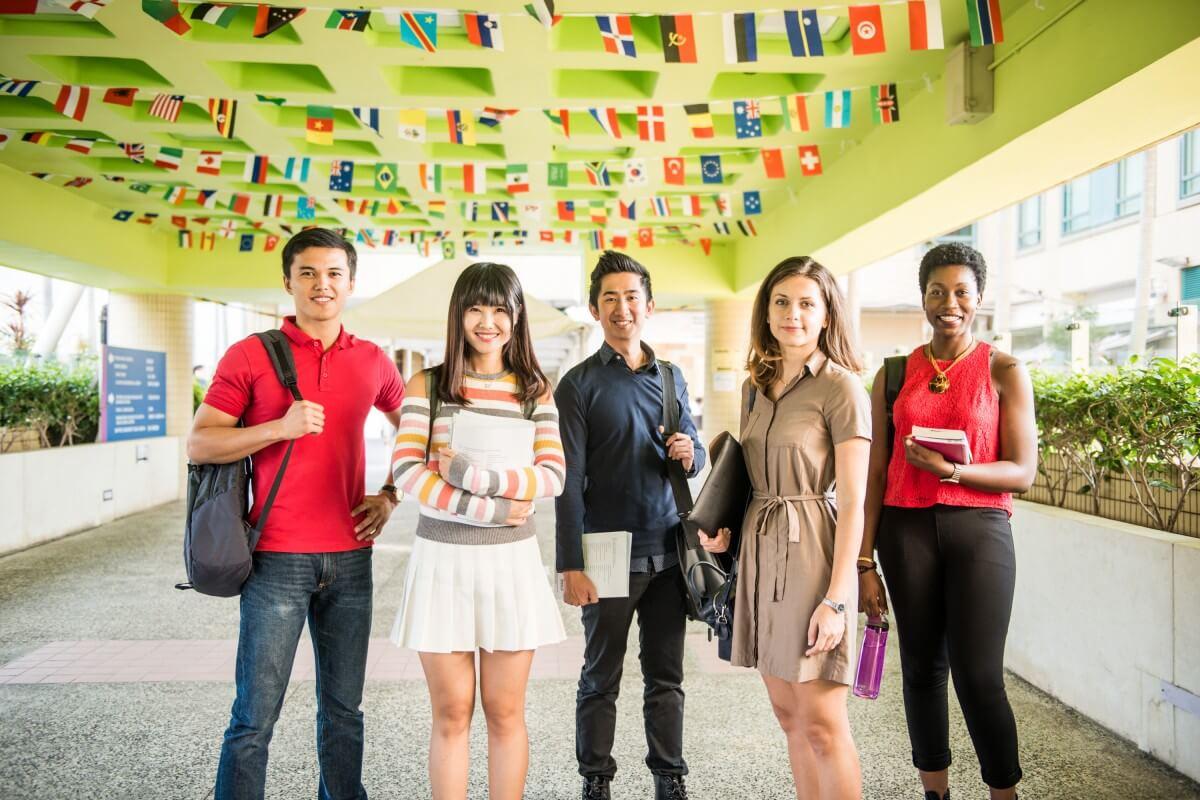 Leading business schools in Asia: HKBU, School of Business