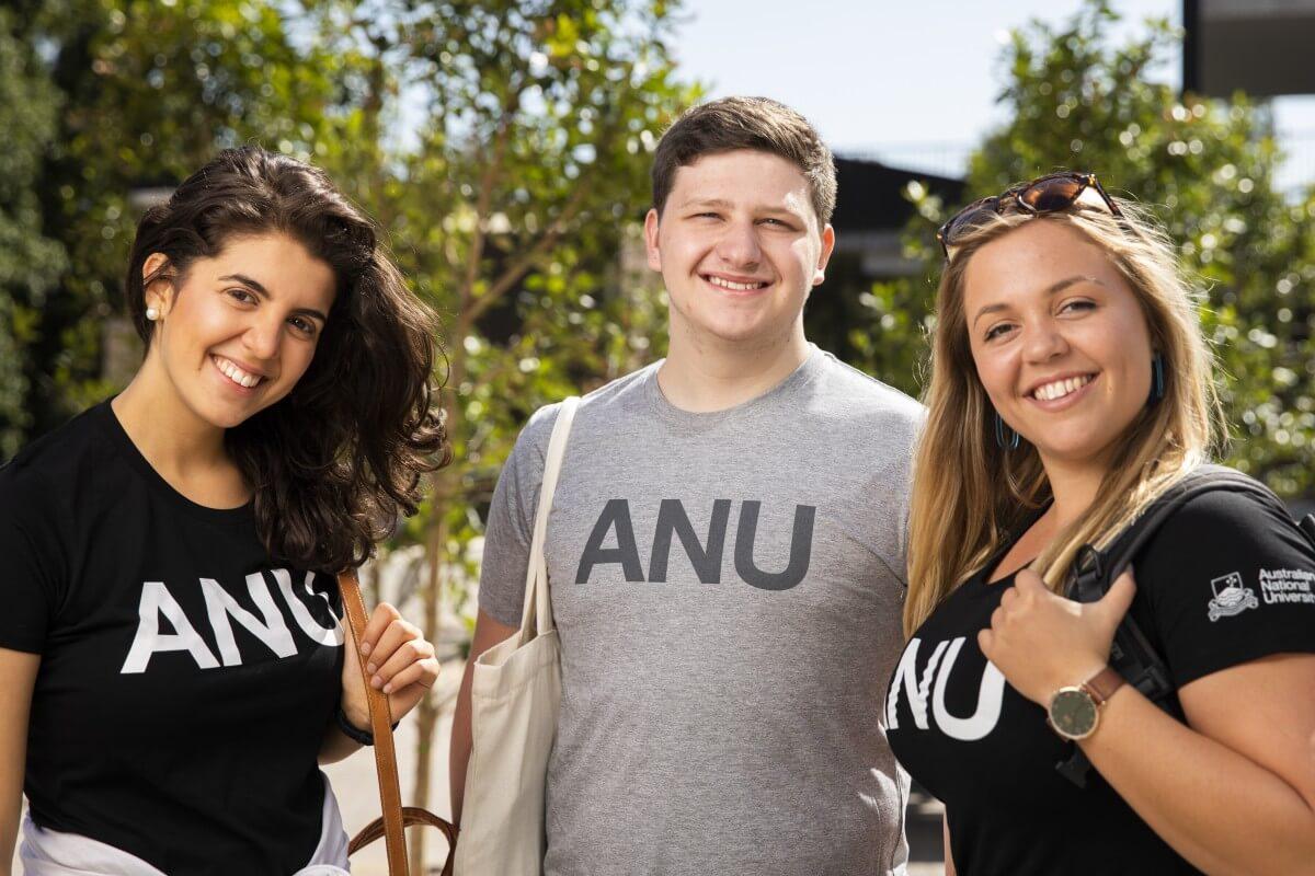Study in Canberra ANU