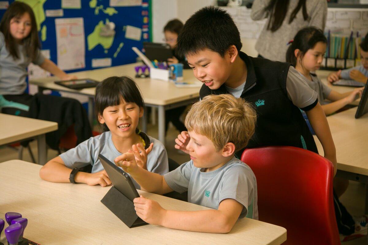 STEAM education at NAIS Hong Kong