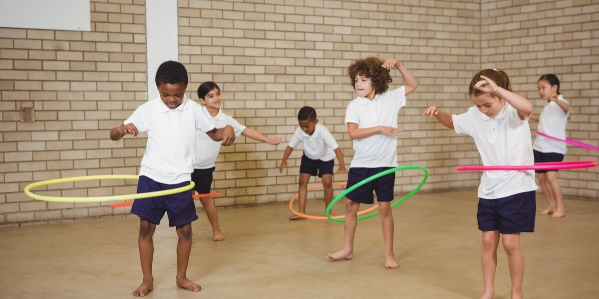 physical activity schools
