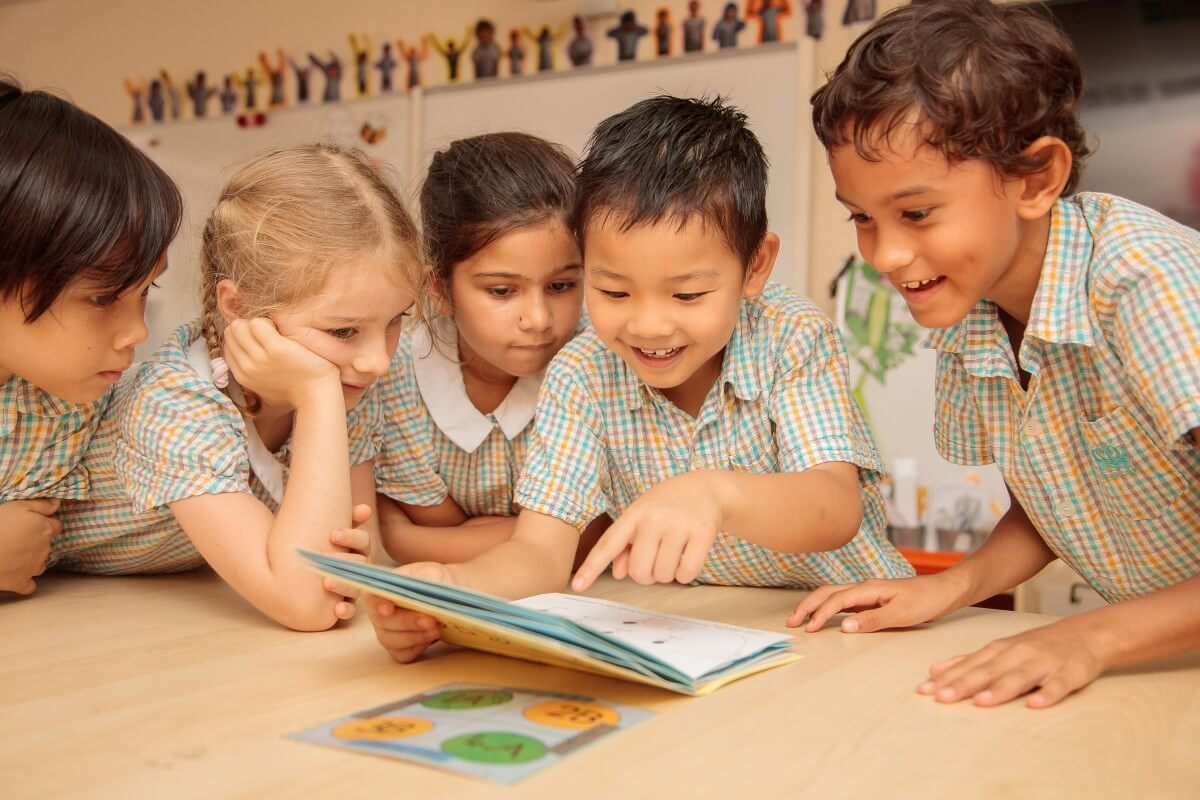 Community-centred international schools that prioritise wellbeing
