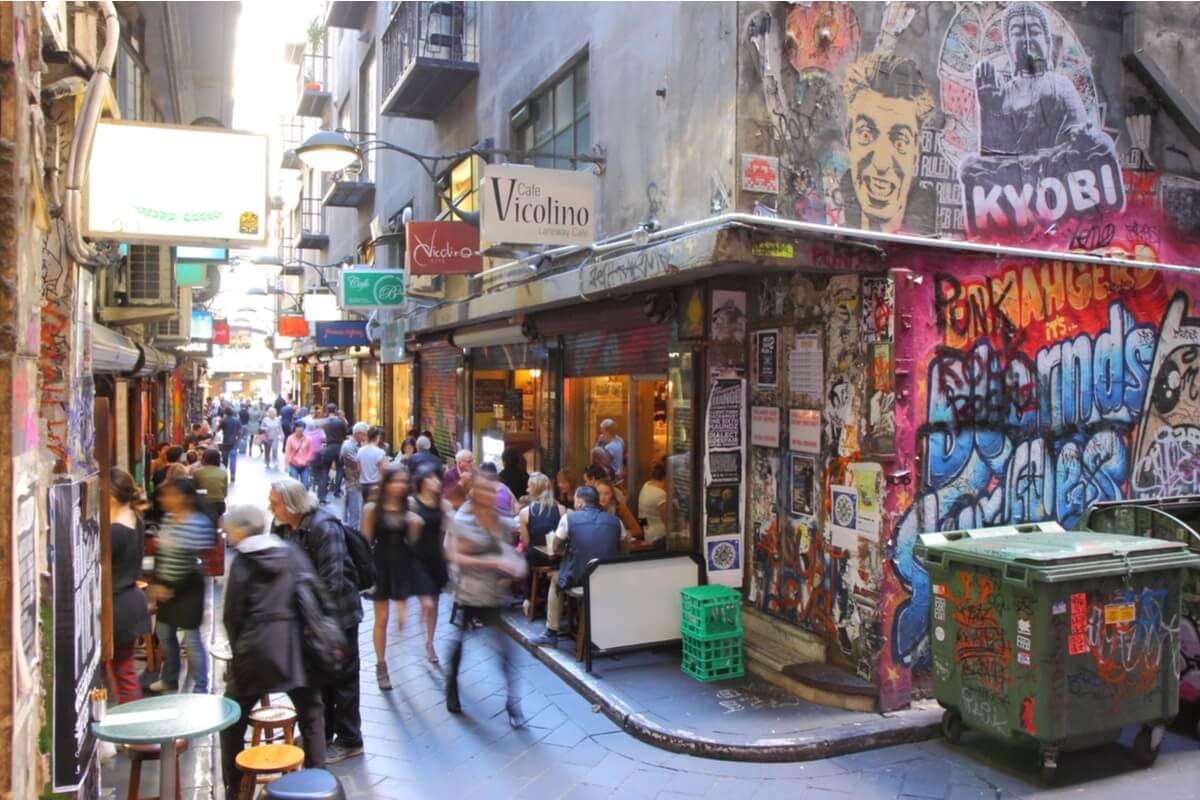 places to visit Melbourne