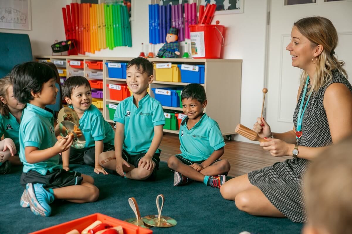 NAIS HK: Supporting the development of young learners