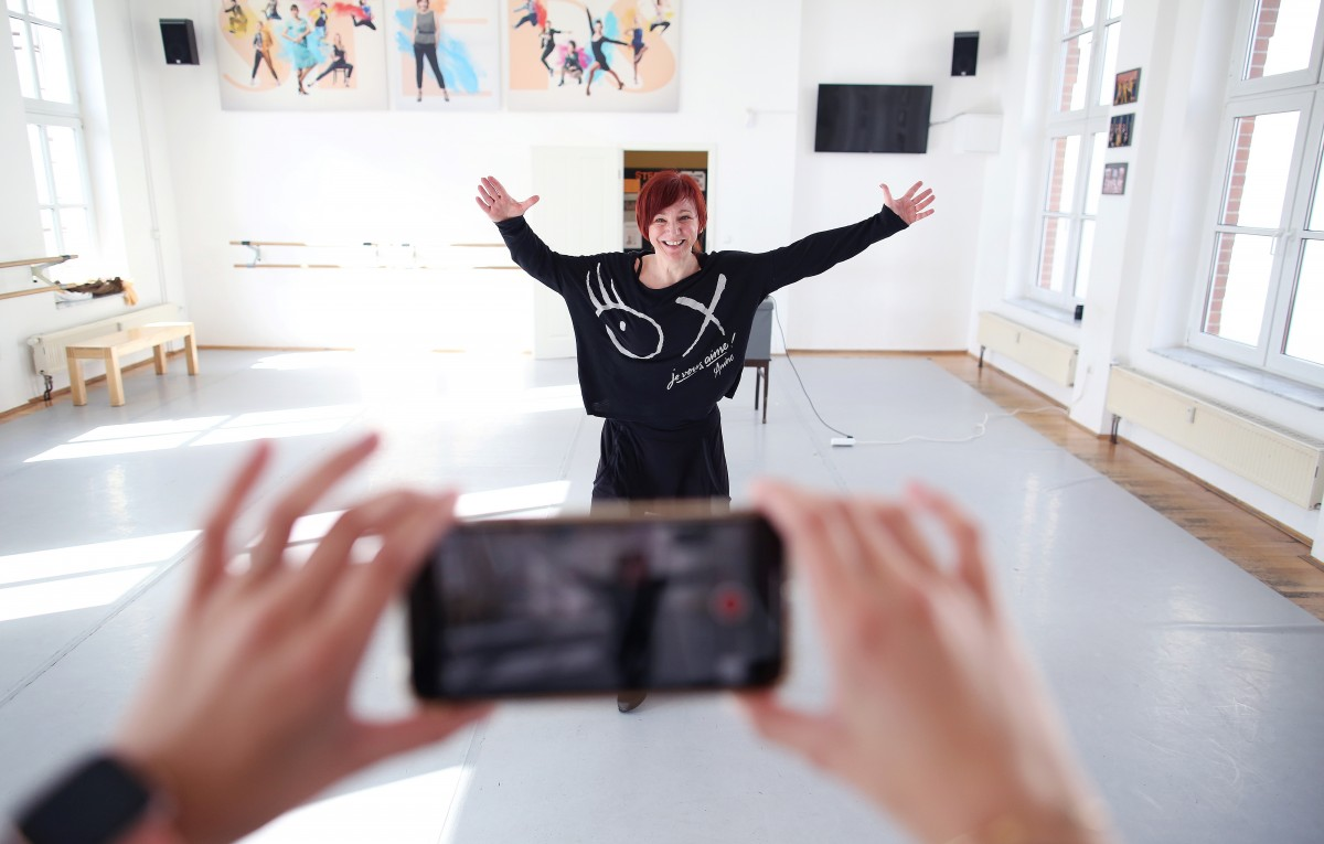 Creative courses: Free webinars in dance, design and more