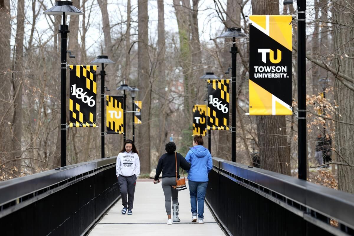 university campuses