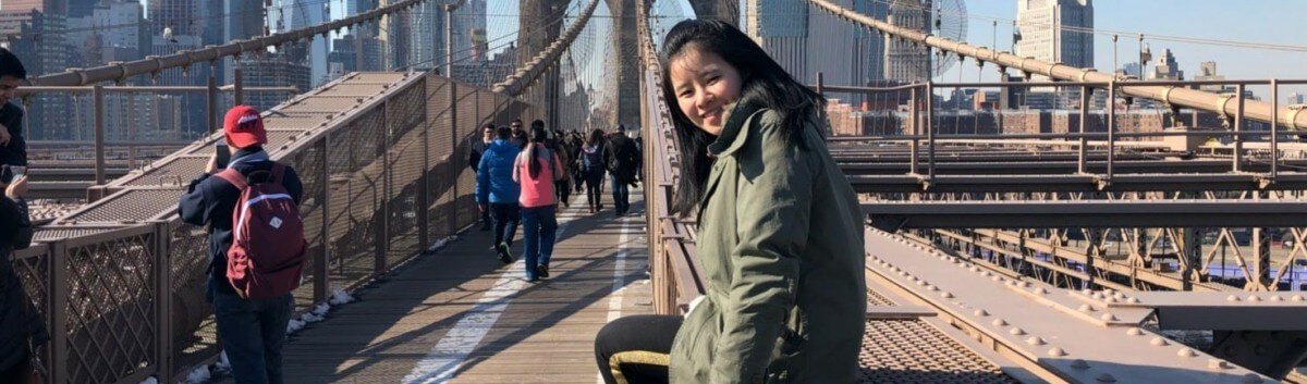 'I miss them': Lonely or not, one Japanese student is resolved to continue studying in New York
