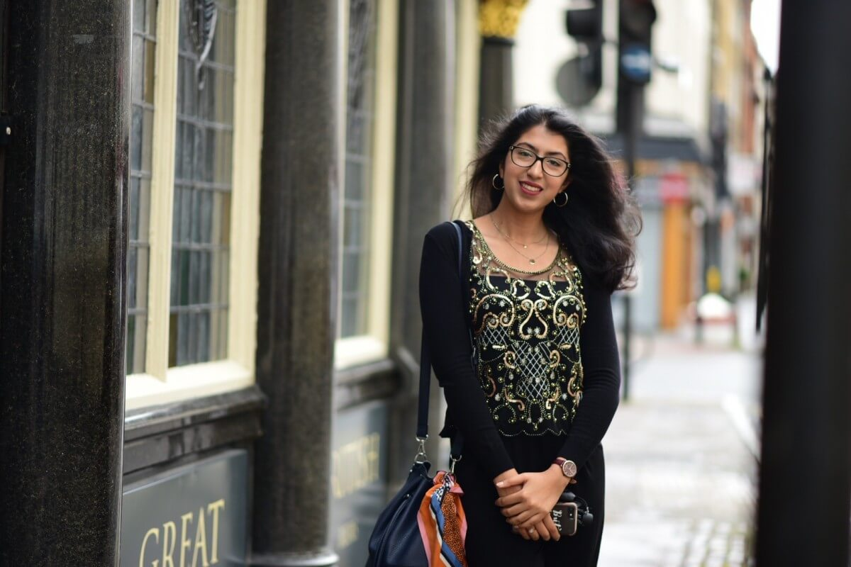 How a love for literature and Sherlock Holmes led this Pakistani student to London