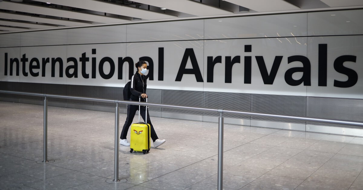 Graduate route: International students still eligible if they enter the UK before April 2021