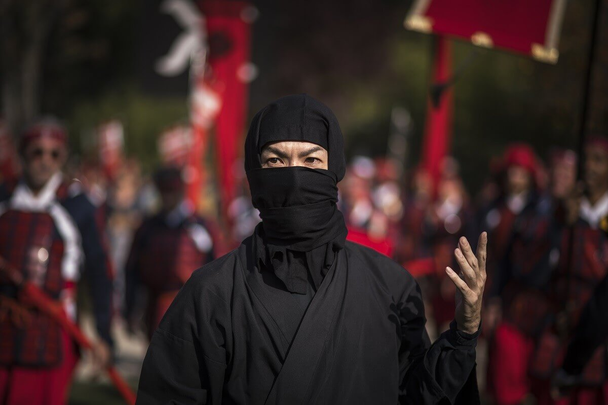 4 facts about the world's first ninja studies degree in Japan
