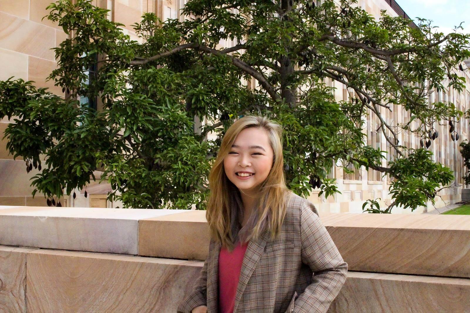 international student in Australia