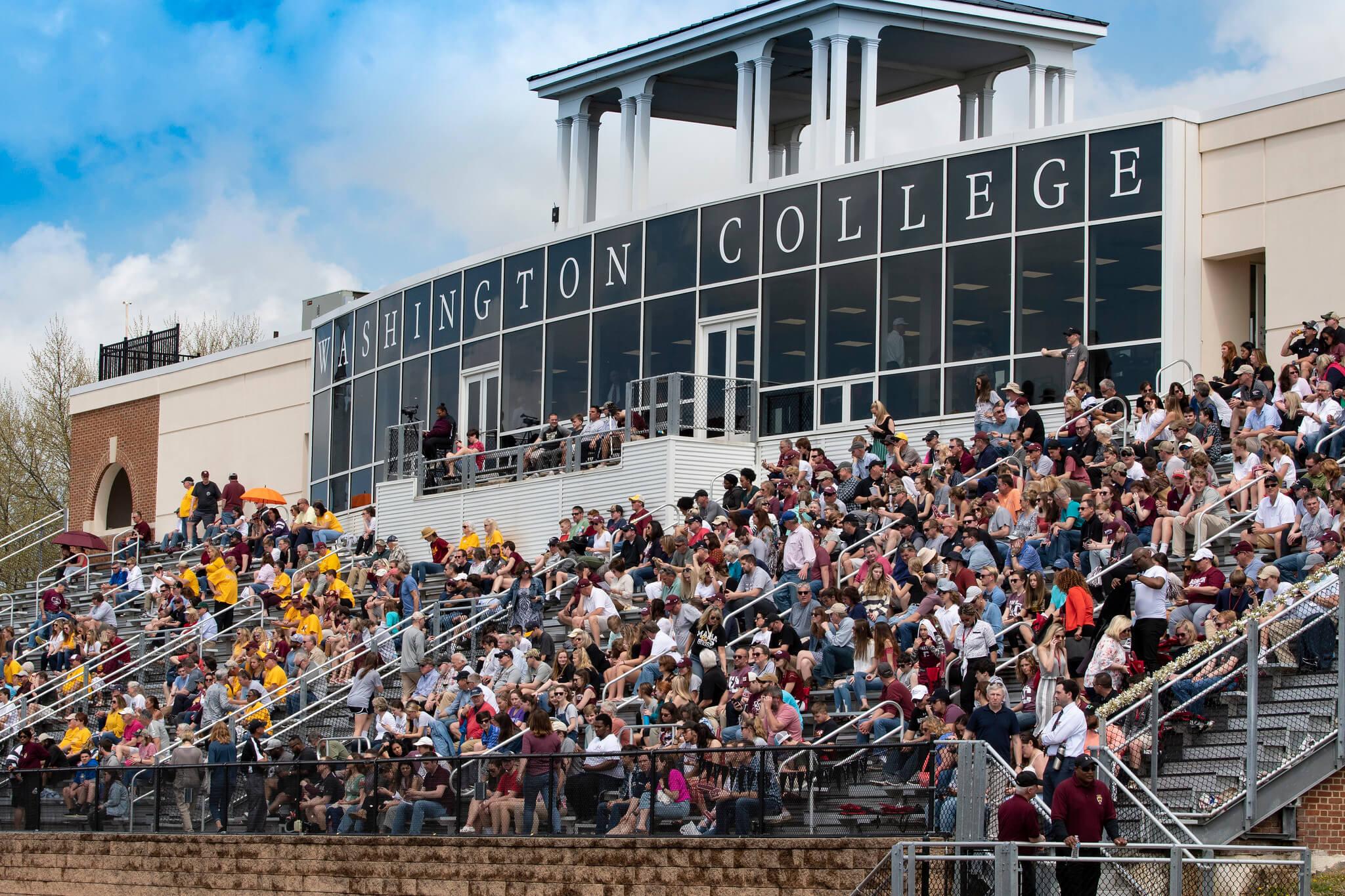 Washington College: Inclusive, collaborative and vibrant