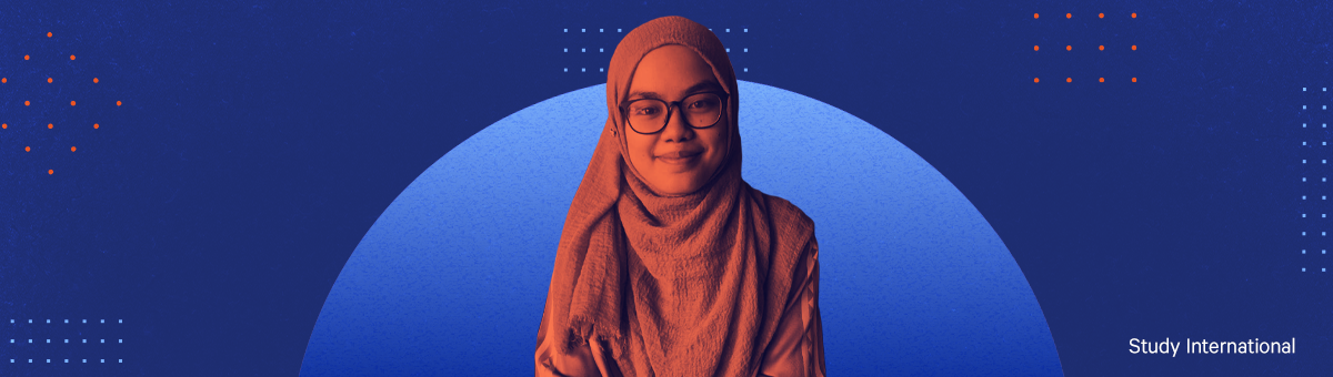 This Malaysian scholar is excited to start her degree at the London School of Economics