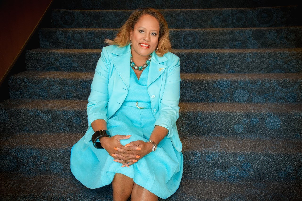 'Shopping' for scholarships with Black Friday Bootcamp founder Gwen Thomas