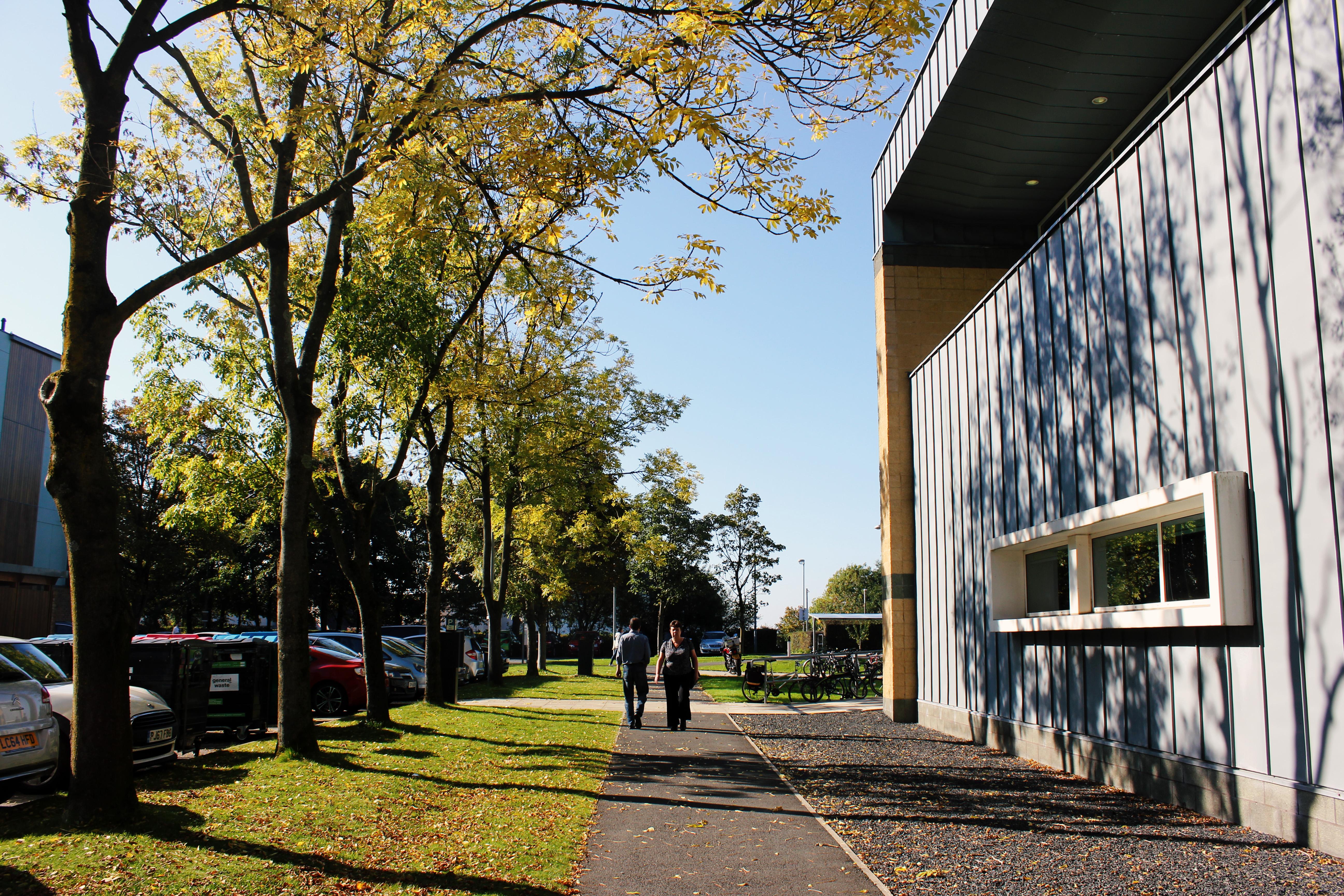 Lancaster University Management School postgraduate