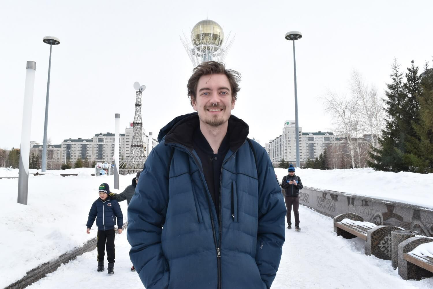 From the classroom: An MBA in Kazakhstan