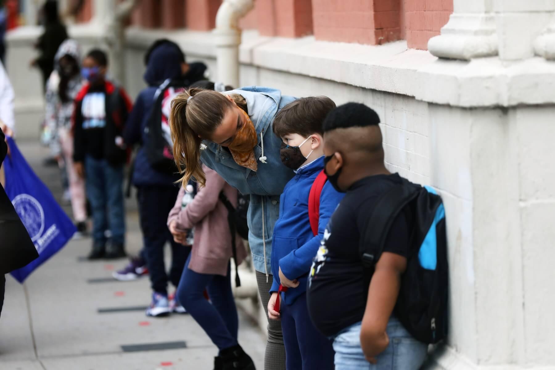 New York City to reopen primary schools despite virus surge
