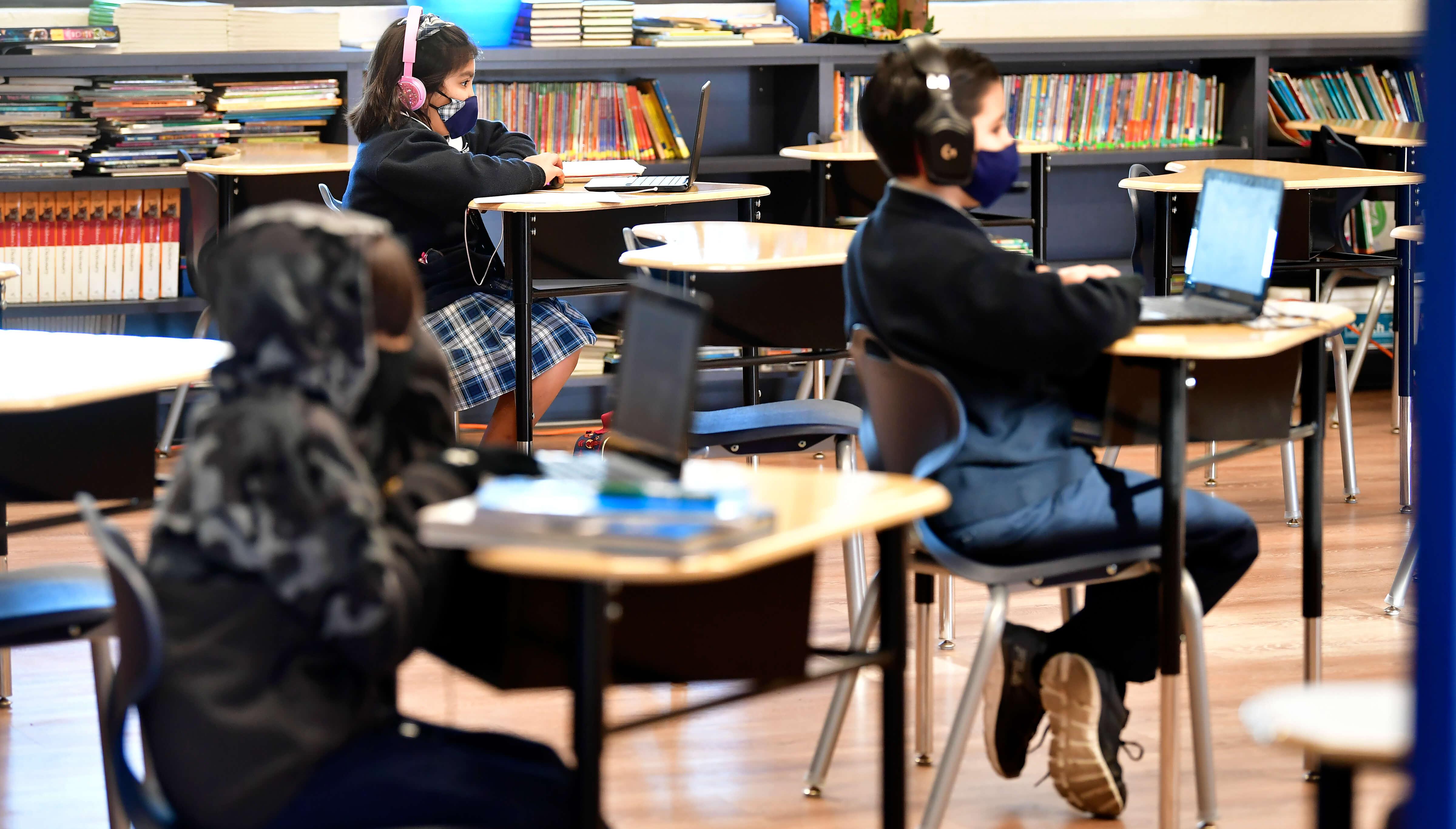 Rapid Covid spread not seen in several studies of schools