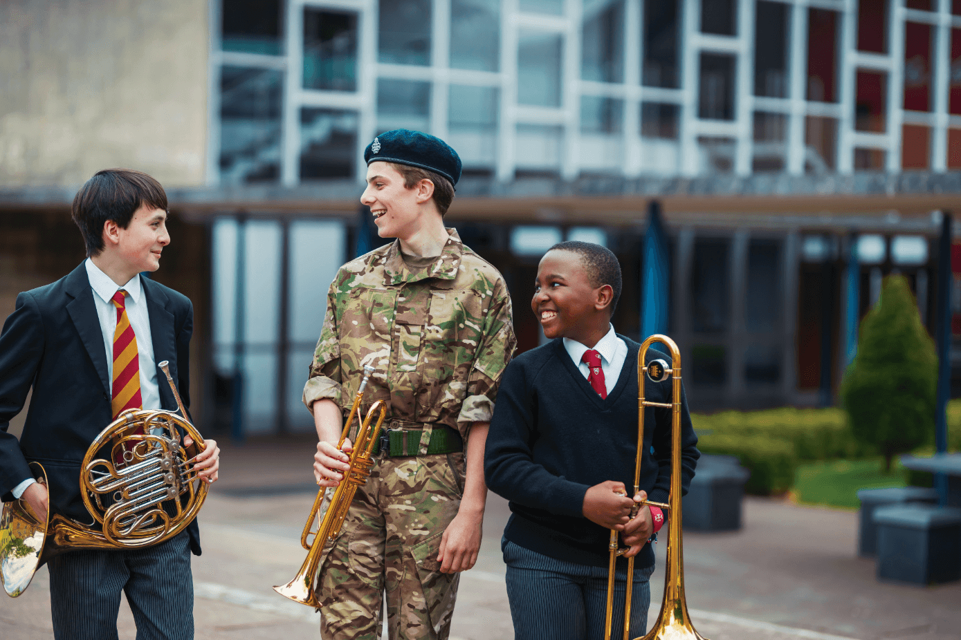 International schools in the UK: Building character through education