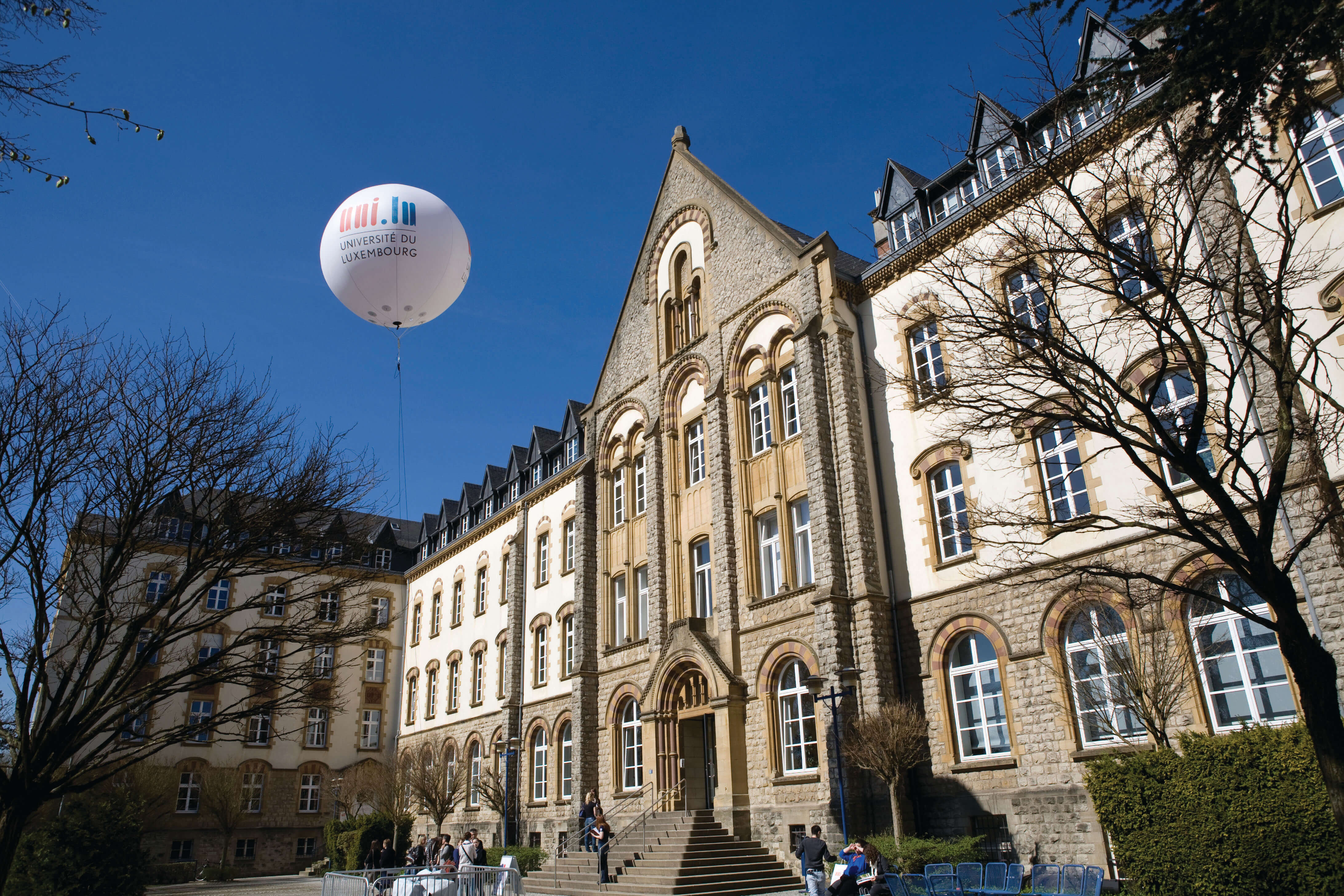 Become a sustainable finance pioneer at the University of Luxembourg