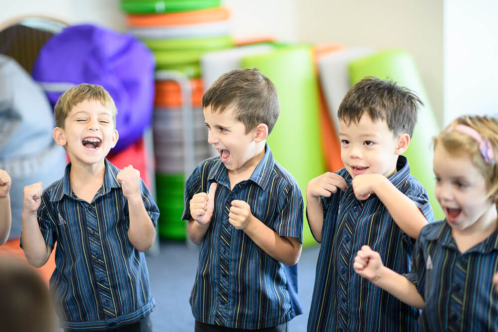 Set your child up for success with a well-rounded early years experience