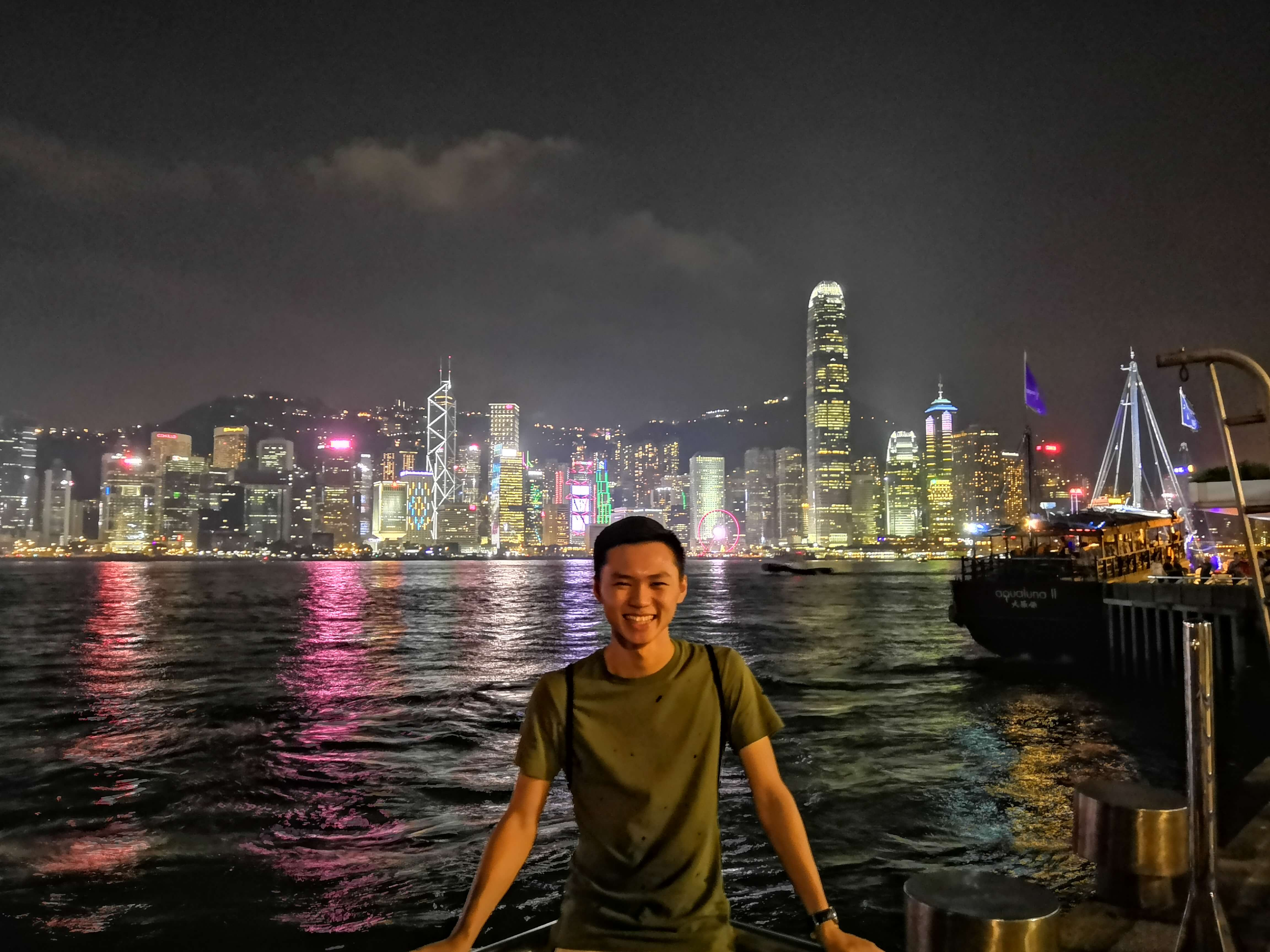 Bright lights, big city: Why Hong Kong is the best place to be a business major