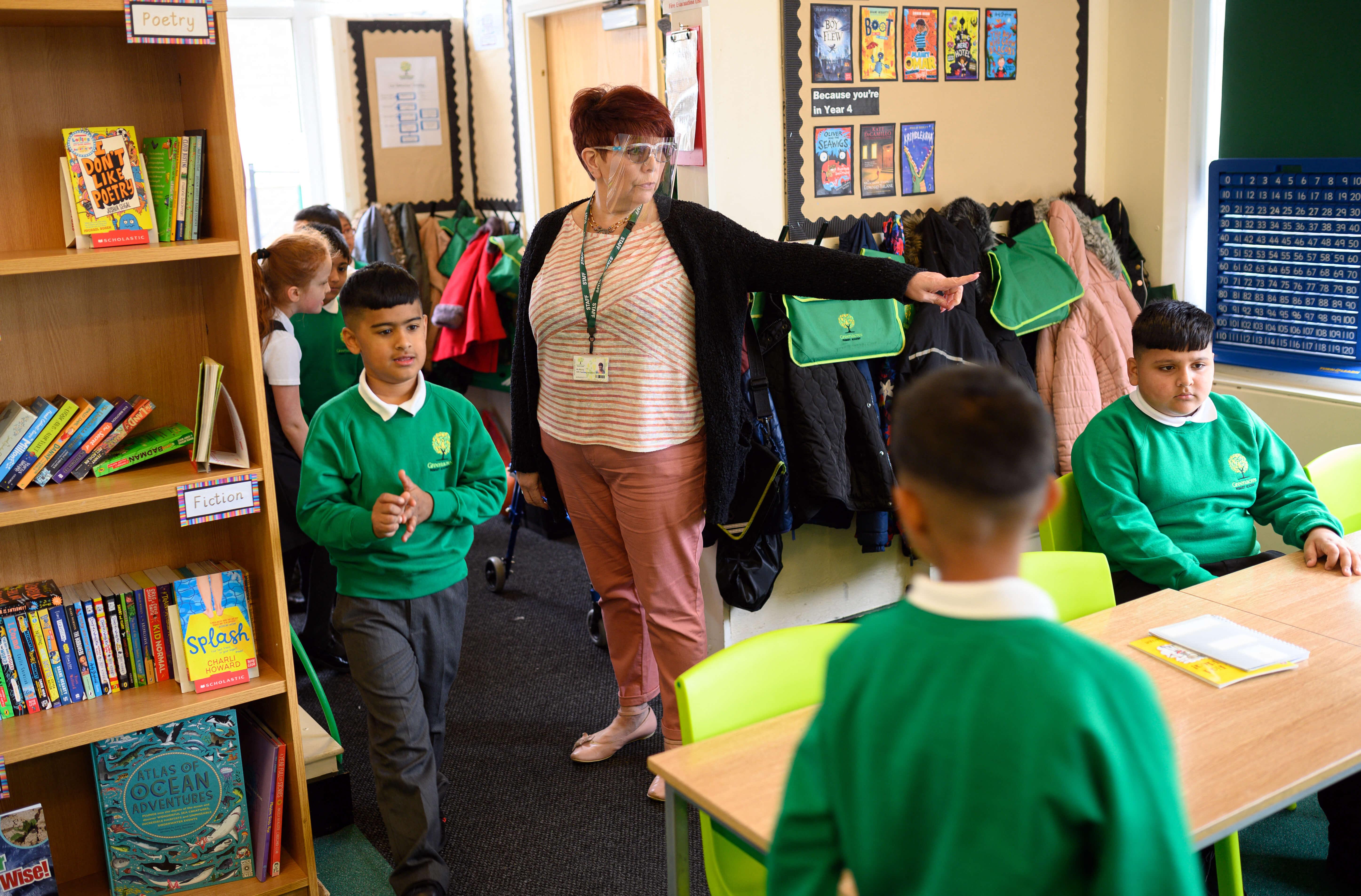 england schools