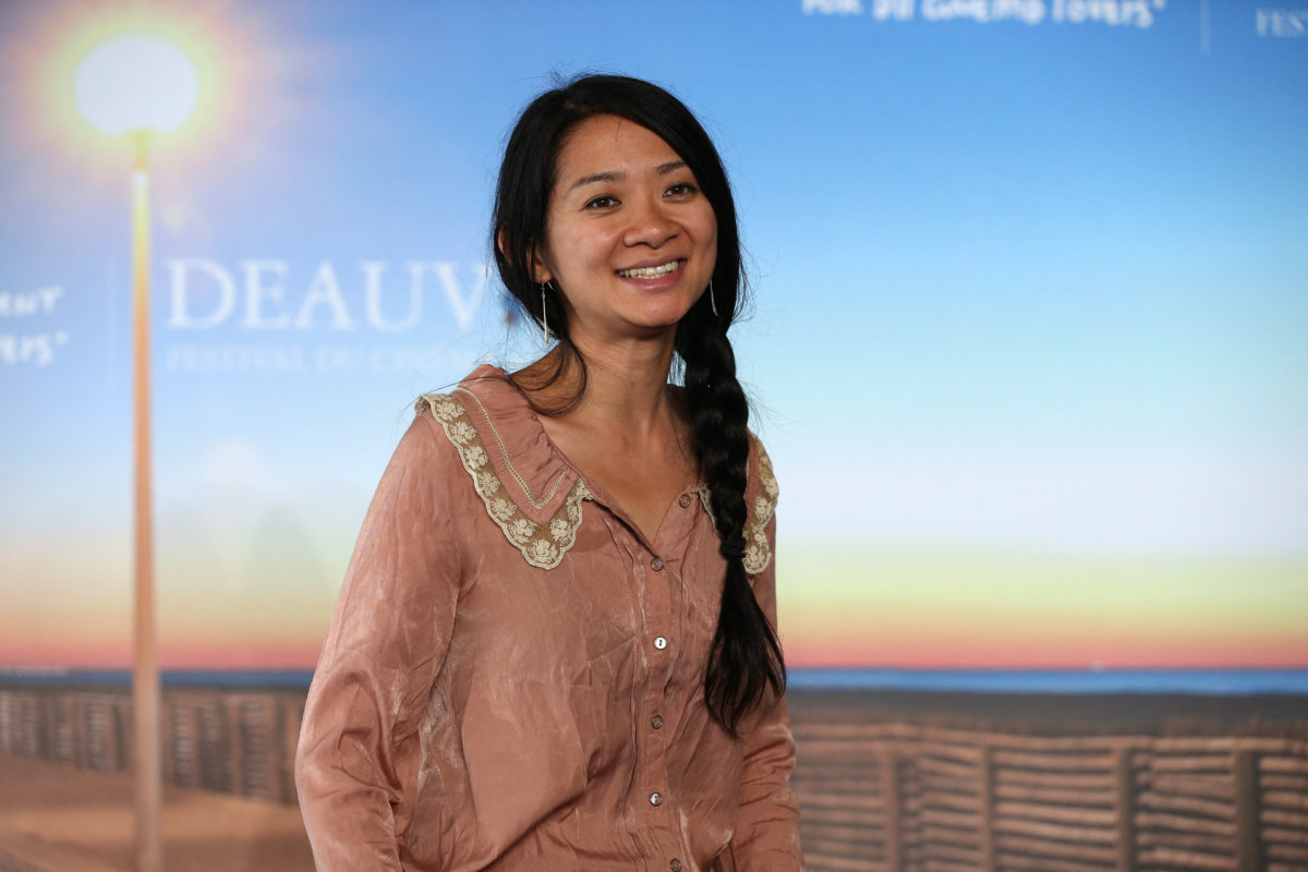 Chloé Zhao: The education of a Golden Globe-winning director