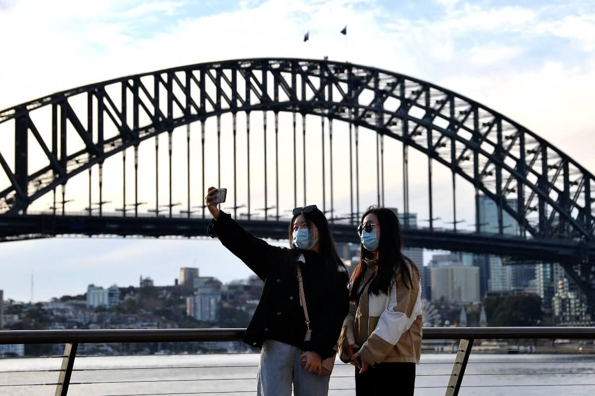 return to Australia