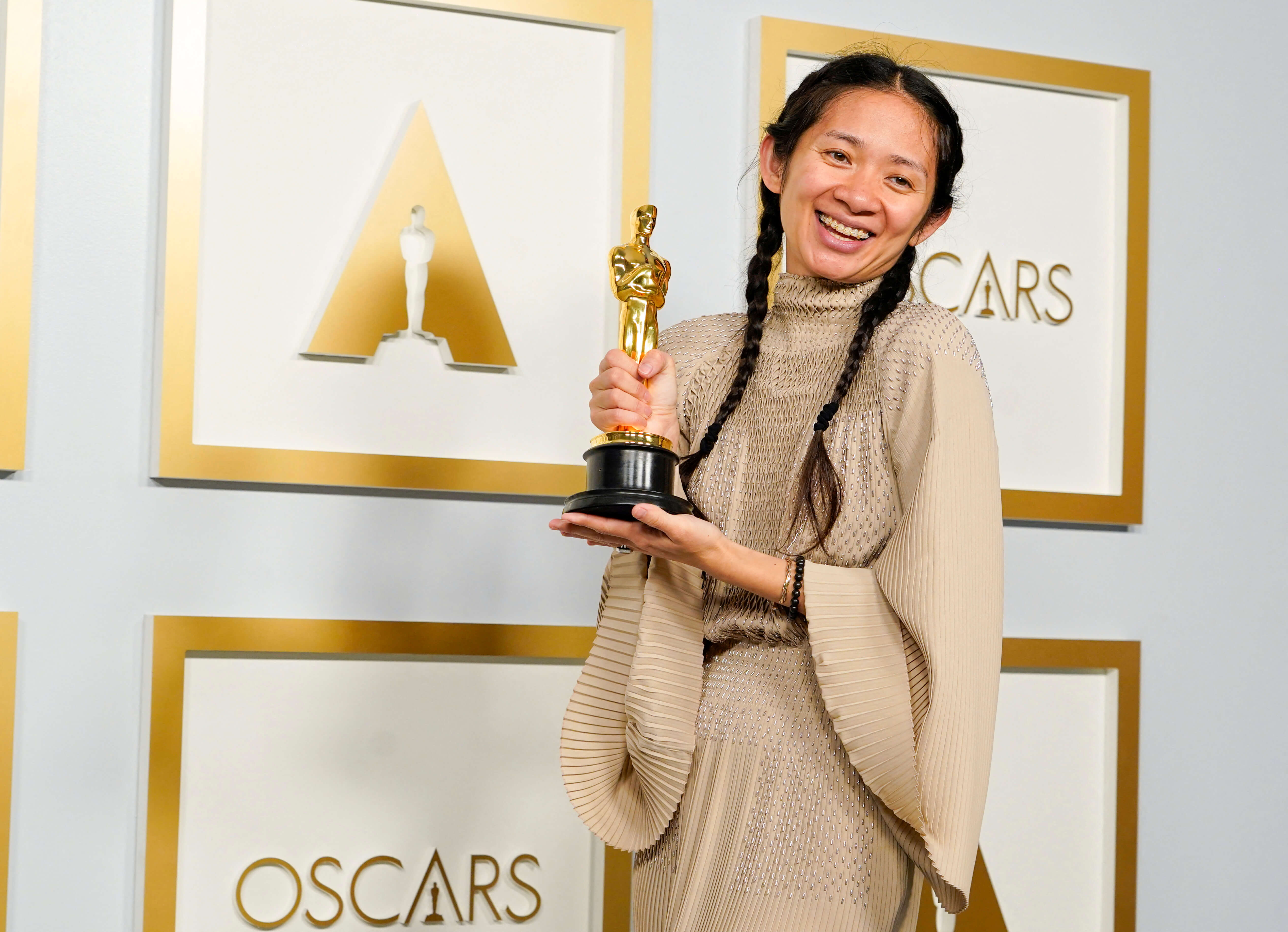 Chloé Zhao is the first woman of colour to win best director Oscar. Here's where she studied at