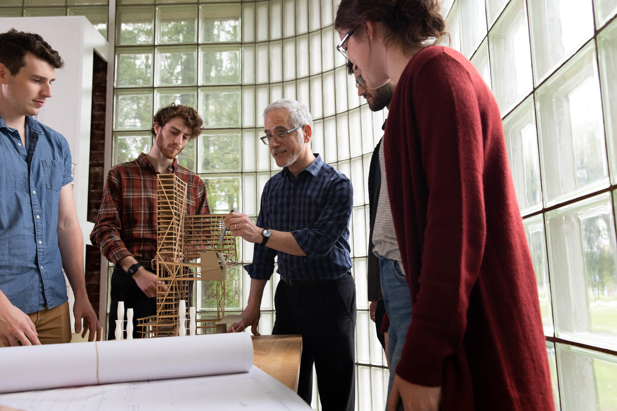 Thomas Jefferson University, College of Architecture & Built Environment