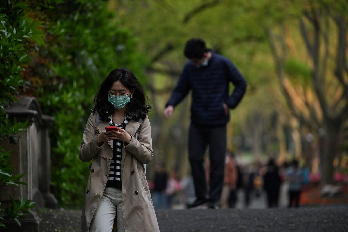 stuck outside China