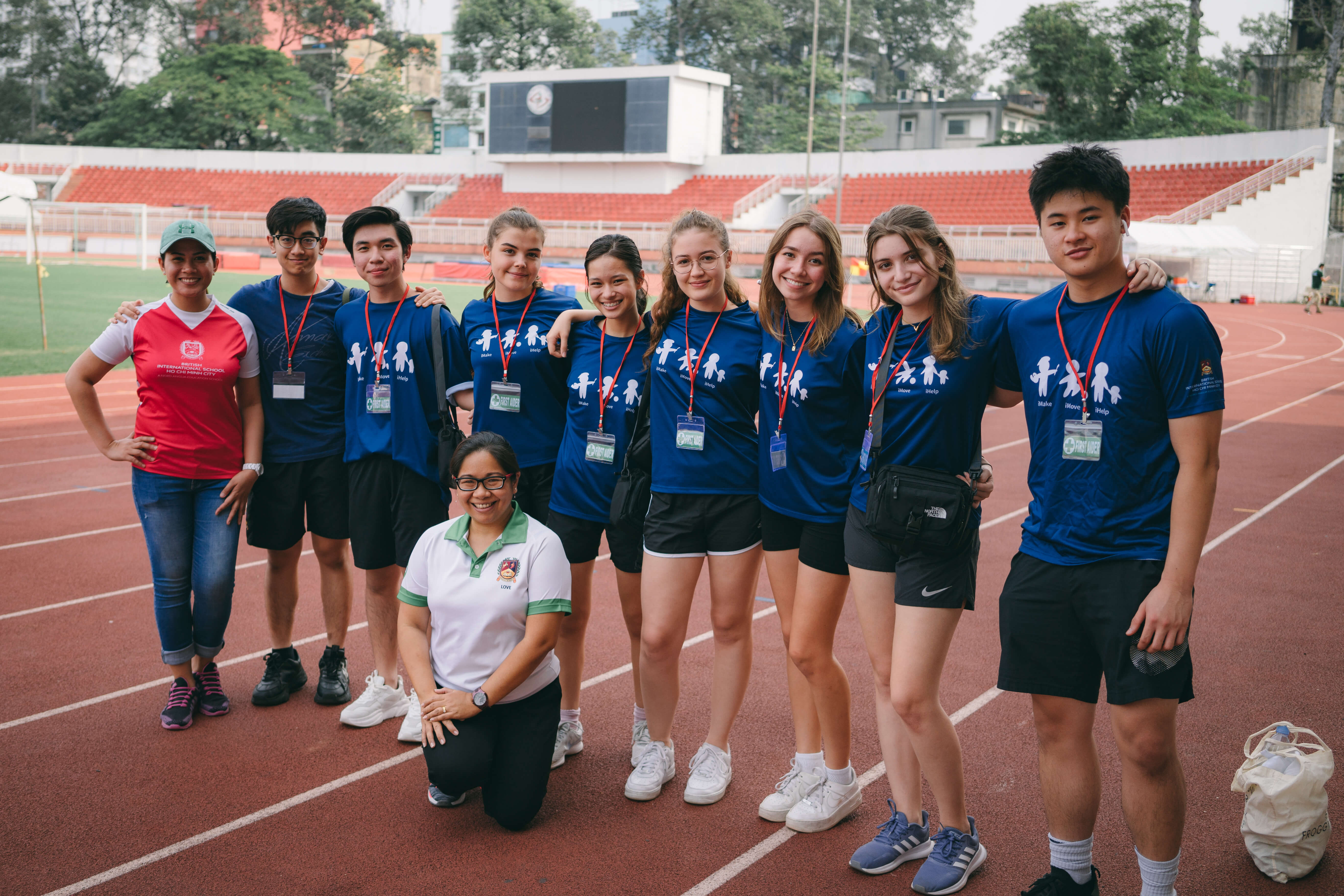 INTERACTIVE CONTENT: The journey of a BIS HCMC Sixth Form student