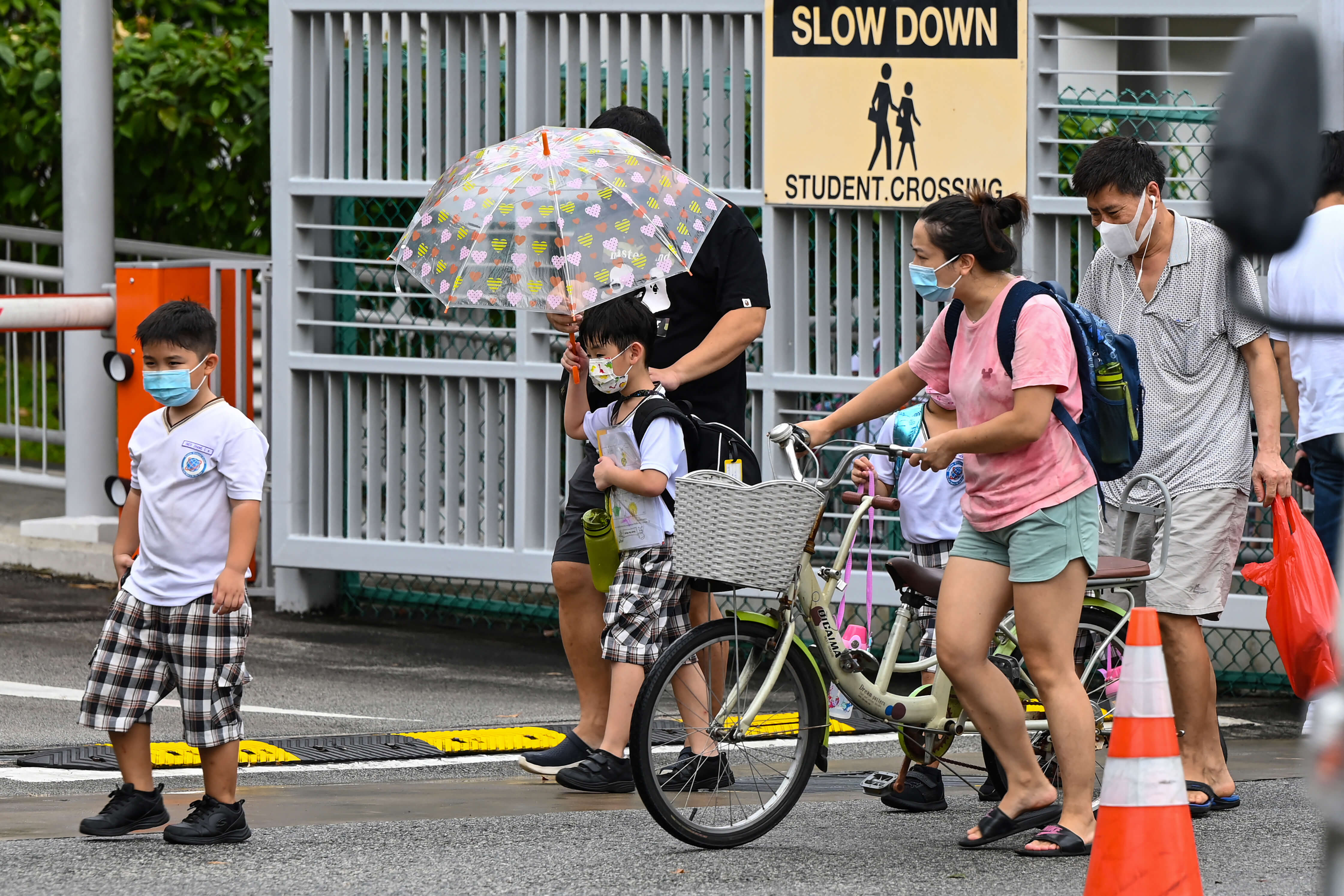 Singapore and Taiwan shut schools to battle outbreaks