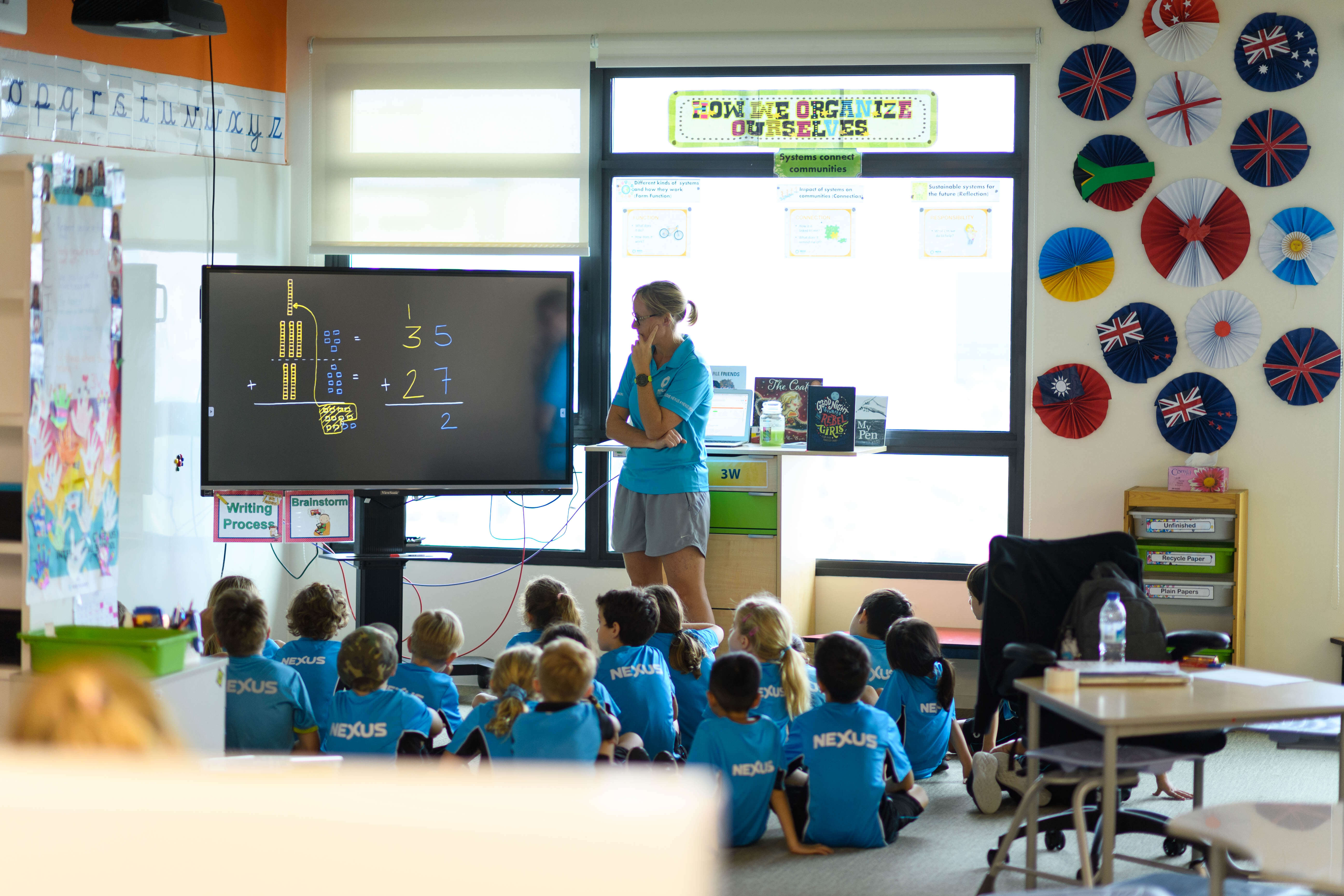 In Asia, schools that nurture tomorrow's innovators