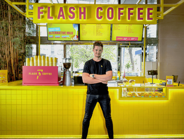 How an MBA grad is bringing fast, cheap coffee to Southeast Asia