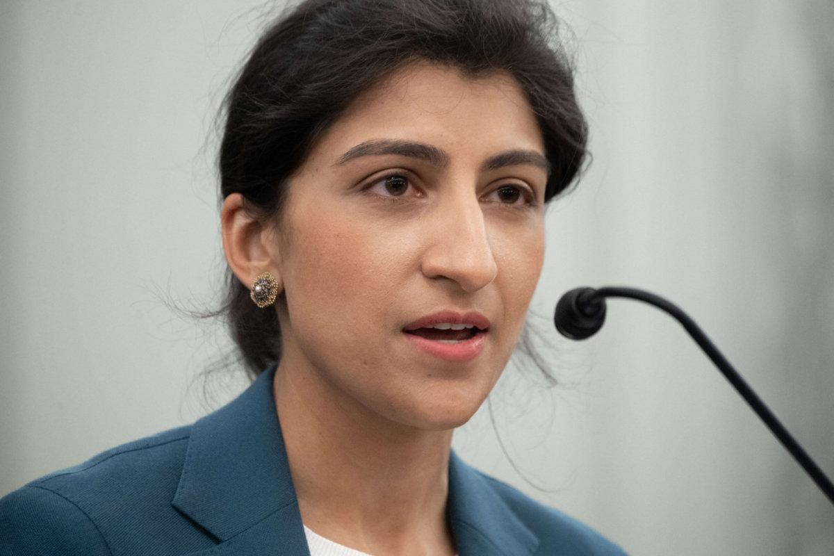 Lina Khan: The American education of Big Tech's biggest critic
